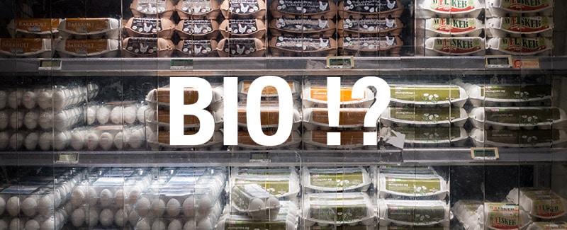 Sind BIO-Produkte das Nonplusultra?