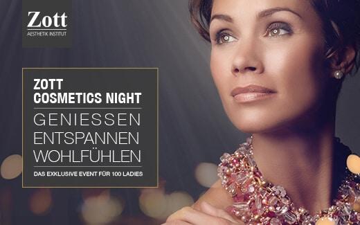 Cosmetics Night 09.11.19